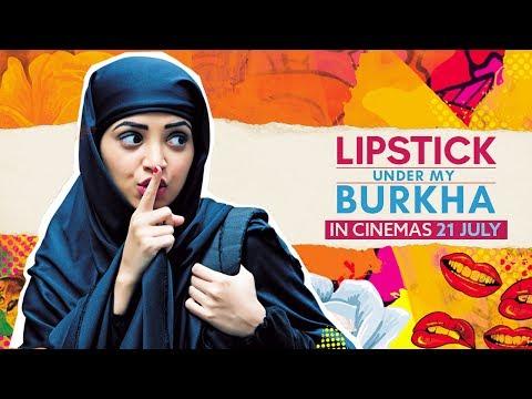 LIPSTICK UNDER MY BURKHA   Official Teaser Trailer   Konkona Sensharma, Ratna Pathak Shah (HD 2016)