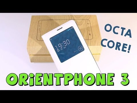 Fastest Galaxy Note 3 Clone ! - Octa Core MTK 6592 - Orientphone N3 ! - Full Review [HD]