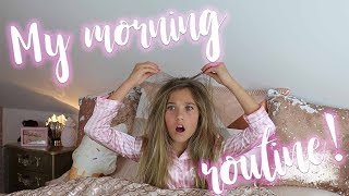GET READY WITH ME (my morning routine!) | Rosie McClelland