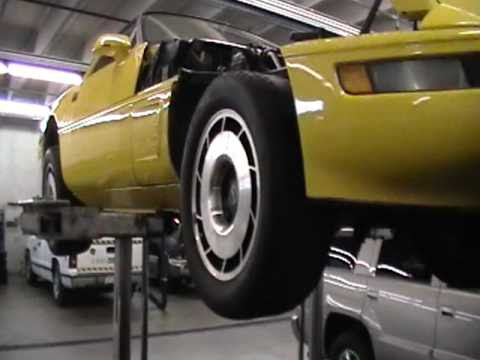 1986 Corvette Fuel Injection Cleaning and Starter Replacement
