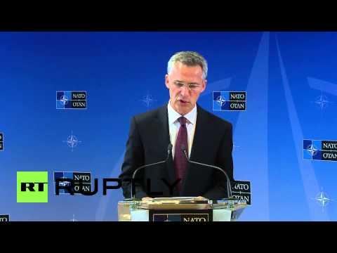 Belgium: 'Russia maintains ability to destabilise Ukraine' - new NATO head Stoltenberg