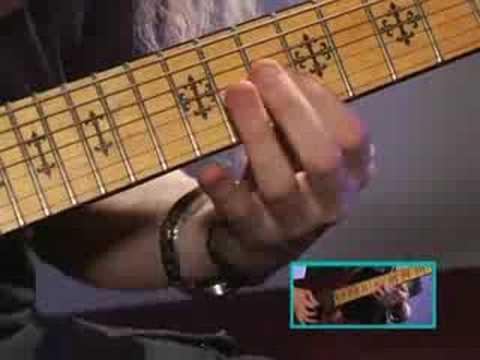 Jeff Loomis Young Guitar [Born Chorus]