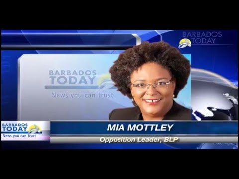BARBADOS TODAY AFTERNOON UPDATE - April 19, 2016