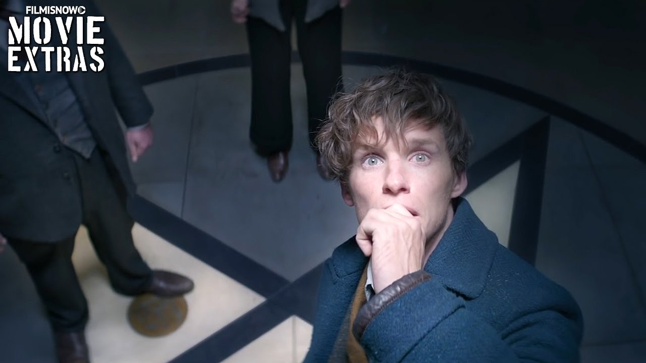 Fantastic Beasts and Where to Find Them 'IMAX Fan Event' Featurette (2016)