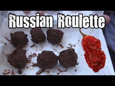 Russian roulette recipe