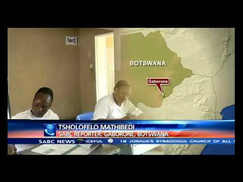 Ian Khama to serve Botswana for a second term