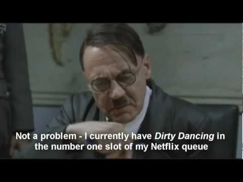 Hitler Reacts to Netflix Increase In Pricing