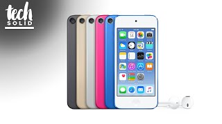 6th Generation iPod Touch Revealed | iPod Nano & Shuffle Color Additions (2015)