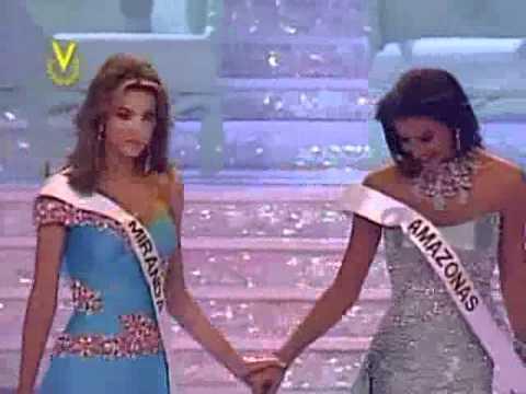 Miss Venezuela - YouTube