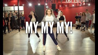 Download Lagu TROYE SIVAN - My My My! | Kyle Hanagami Choreography Gratis STAFABAND