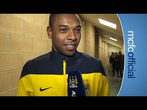 """""""VICTORY IS FOR THE FANS"""" Fernandinho Post Match Hull City 0-2 City"""