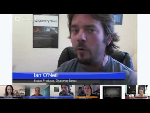 Weekly Space Hangout - 1 March 2013