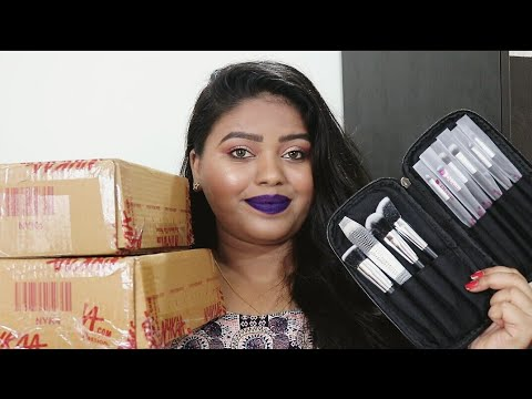*HUGE Nykaa , HOK.com & Amazon.in Haul || PART-2