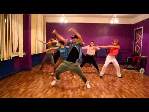 Jazz-Funk / choreographer Stanislove / Enrique Iglesias