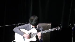 (2012 France Tour) Rolling_In_The_Deep - Sungha Jung