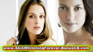 how to whiten your skin - lighten skin naturally - natural skin bleach