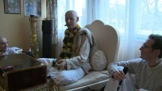 2010.04.03. Home Program by H.G. Sankarshan Das Adhikari - Riga, LATVIA