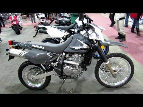 2013 Suzuki DR650SE - Walkaround - 2013 Quebec Motorcycle Show