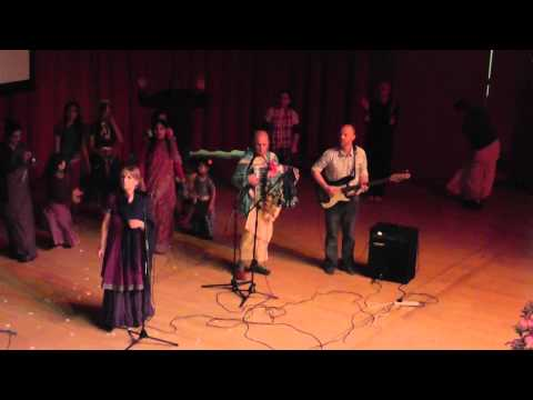 Hare Krishna Mantra Concert - West Road Concert Hall, Cambridge November 2013 video