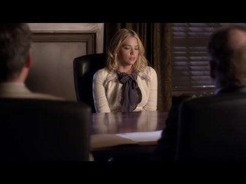 PLL || Paige & Emily Scenes → 3x08