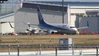 ANA - Air Nippon Boeing 737-700 【JA11AN】