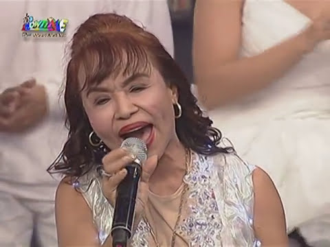 Mommy Dionisia Pacquiao belts 'Wrecking Ball' on Showtime