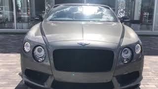 2015 Bentley Continental GT V8 S - MIami, FL