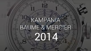 Baume & Mercier - History as inheritance since 1830