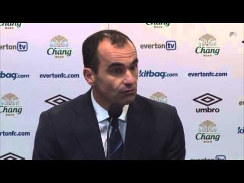 Martinez: Howard not to blame for Leicester draw...