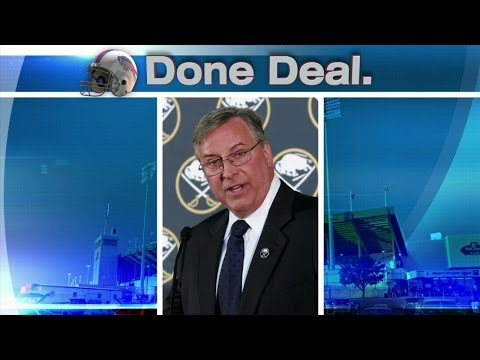 Deal in place between Bills, Pegulas