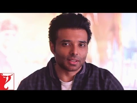 Star Talk With Uday Chopra - DHOOM:3