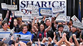 Democrat Sharice Davids wins Kansas' 3rd Congressional District