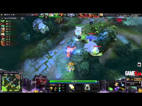 Moscow Five vs HellRaisers - Gameshow Dota 2 league CIS qualification WB final match 1 (bo3)