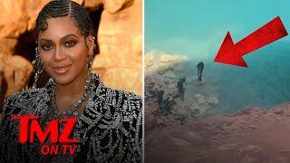 Secret Beyonce Video Shoots Shuts Down Grand Canyon Landmark | TMZ TV