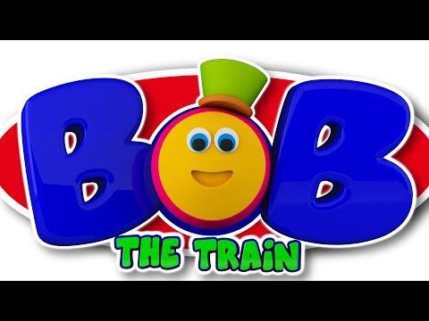 phonics song   phonics train    english learning   kids tv bob the train