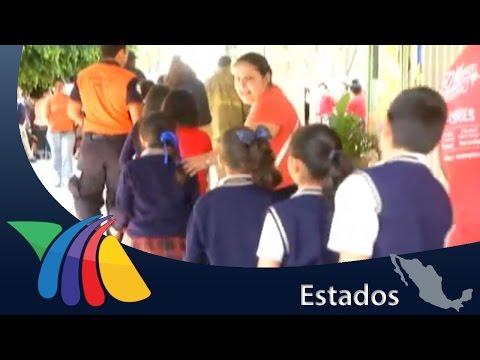 Cinco niños resultan intoxicados en escuela de Guanajuato | Noticias de León