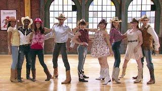 A-Troupe's Line Dance - The Next Step Extended Dances