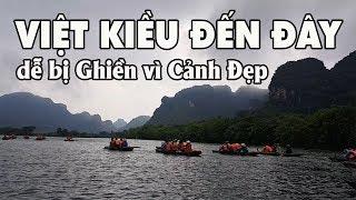 Việt Kiều đến đây sẽ bị Ghiền vì cảnh Quá Đẹp | Travel Trang An Vietnam