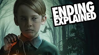 THE HOLE IN THE GROUND (2019) Ending Explained