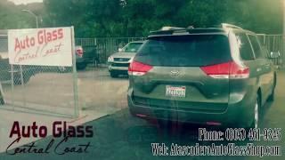 Auto Glass Central Coast 805-461-9345 4950 El Camino Atascadero, CA