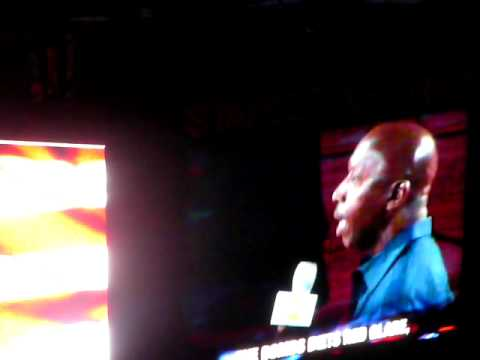 Jeffrey Osborne National Anthemn