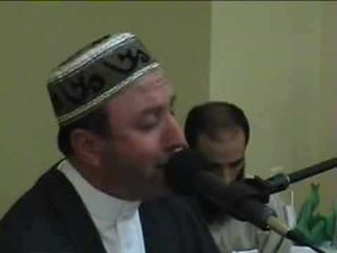 Muhammad Jebril opening the Islamic Center of Raleigh قراءة