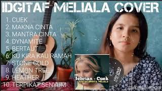 Brigita Meliala cover lagu terbaru 2020  cuek