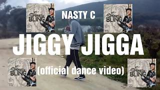 NASTY C - JIGGY JIGGA | STRINGS & BLING (OFFICIAL DANCE VIDEO)
