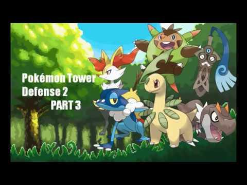 SHADOW LUGIA! | Pokemon Tower Defense: Generations part 3