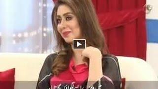 Nadeem Salamat & Mishal Bukhari In Sawa Teen 6 March 2016 - Punjabi Comedy Show