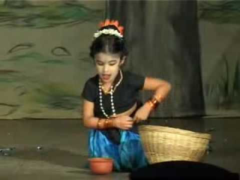 Folk Dance Malayalam  Isha Saniya.mp4 video