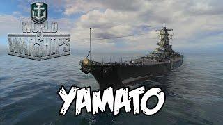 World of Warships - Yamato!