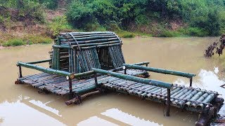 Download Lagu Build Bamboo house Around Water Gratis STAFABAND