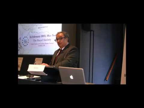 UNPO Balochistan Conference 2013: Tarek Fatah